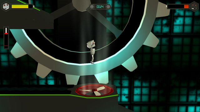 games similar to Twin Robots