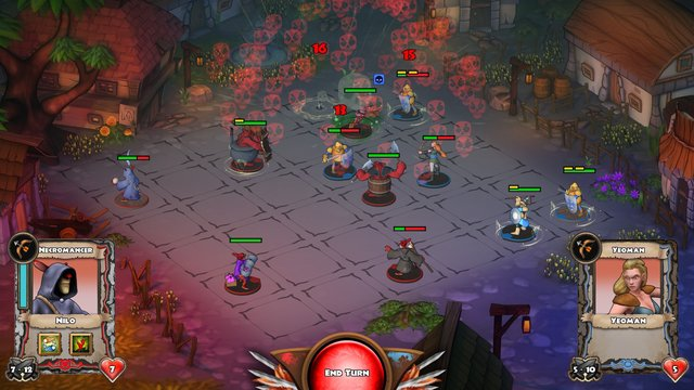 games similar to Goblin Squad   Total Division