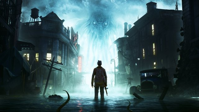 games similar to The Sinking City