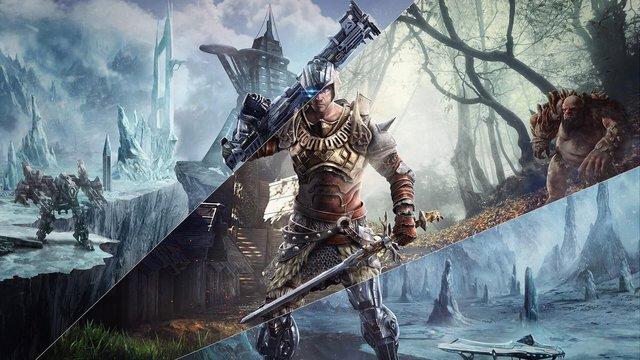 games similar to ELEX