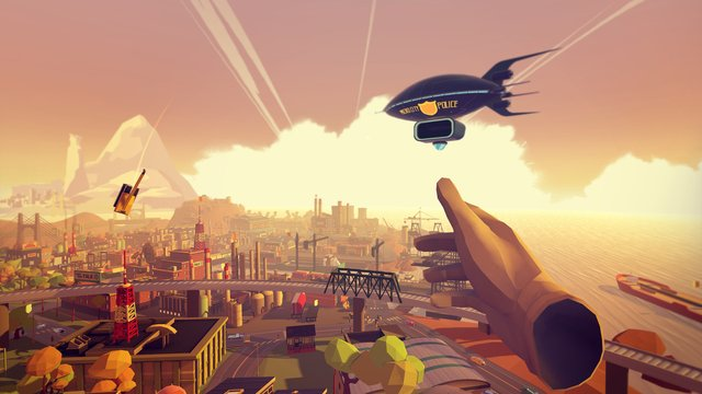 games similar to Giant Cop: Justice Above All