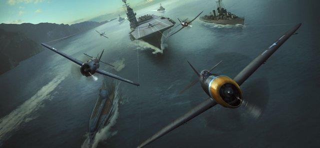 games similar to World of Warplanes