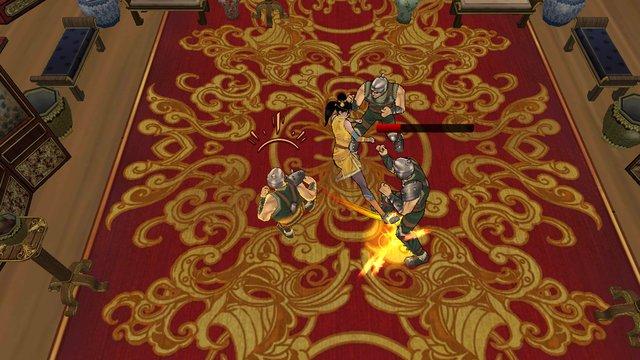 games similar to Shuyan Saga