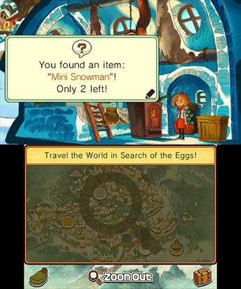 games similar to Professor Layton and the Azran Legacy