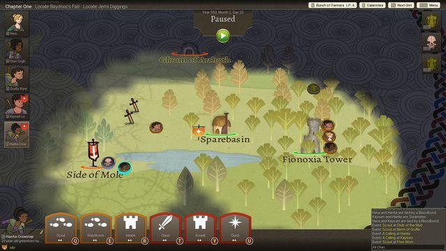 games similar to Wildermyth