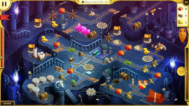 games similar to 12 Labours of Hercules V: Kids of Hellas (Platinum Edition)