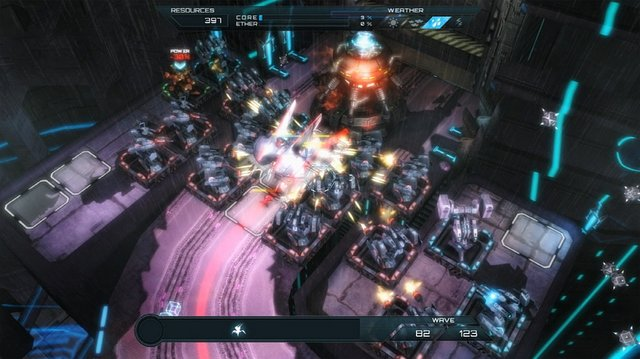 games similar to Defense Technica