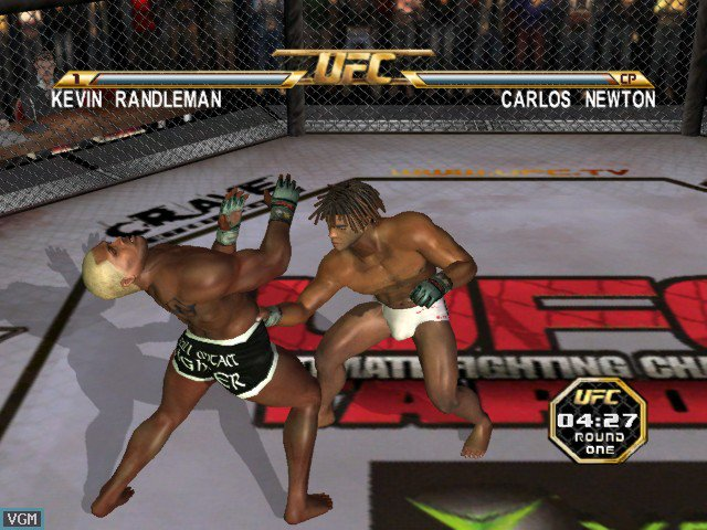 games similar to UFC: Tapout 2