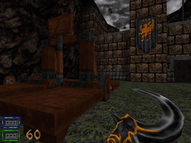 games similar to Hexen 2