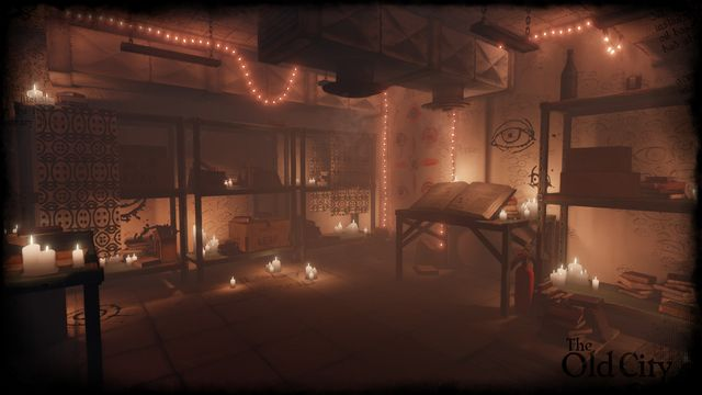 games similar to The Old City: Leviathan