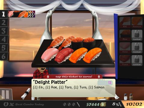 games similar to Cook, Serve, Delicious!