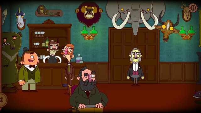 games similar to Adventures of Bertram Fiddle: Episode 1: A Dreadly Business