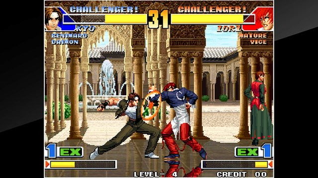 games similar to ACA NEOGEO THE KING OF FIGHTERS '98