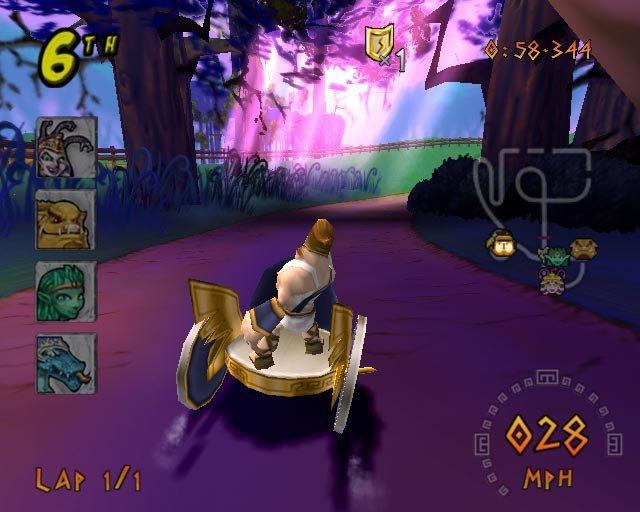games similar to Heracles: Chariot Racing