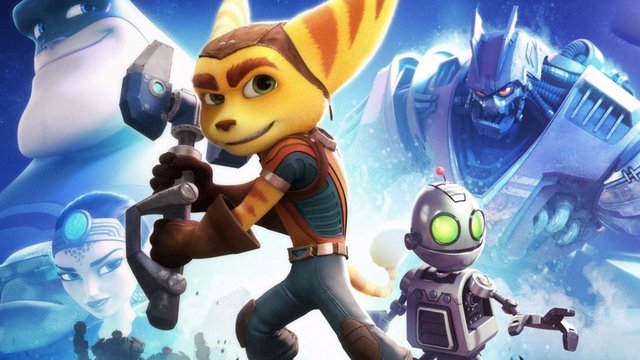 games similar to Ratchet & Clank (2016)