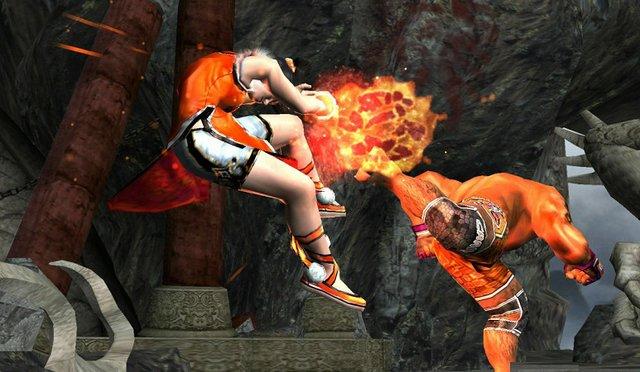 games similar to Tekken 5