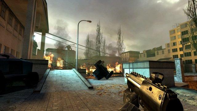 games similar to Half Life 2: Update