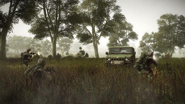 games similar to Operation Flashpoint: Dragon Rising