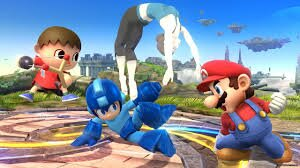 games similar to Super Smash Bros. for Wii U
