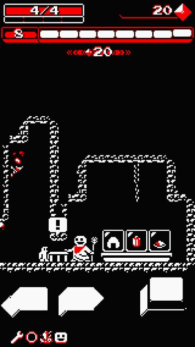 games similar to Downwell
