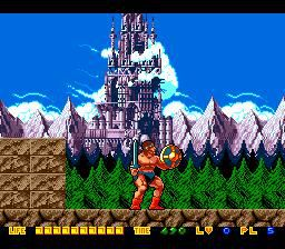 games similar to Rastan Saga II