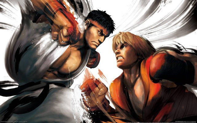 games similar to STREET FIGHTER IV