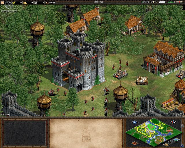 games similar to Age of Empires II: Age of Kings