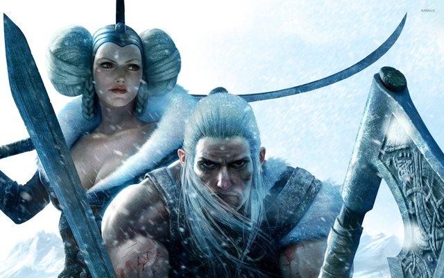 games similar to Viking: Battle for Asgard