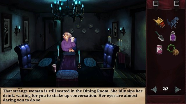 games similar to Goosebumps: The Game