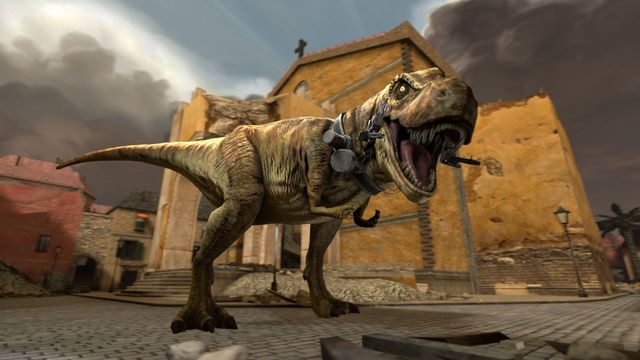 games similar to Dino D Day