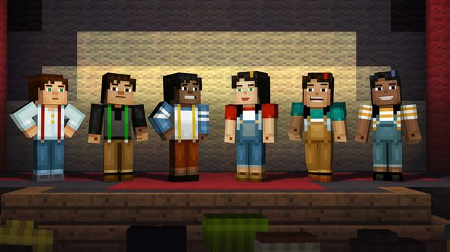 games similar to Minecraft: Story Mode   A Telltale Games Series