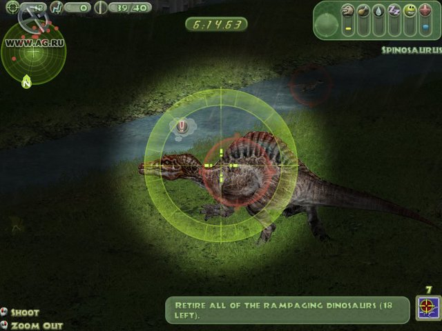 games similar to Jurassic Park: Operation Genesis