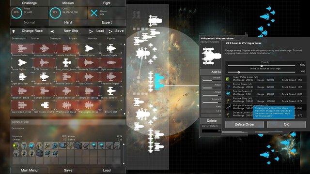 games similar to Gratuitous Space Battles 2