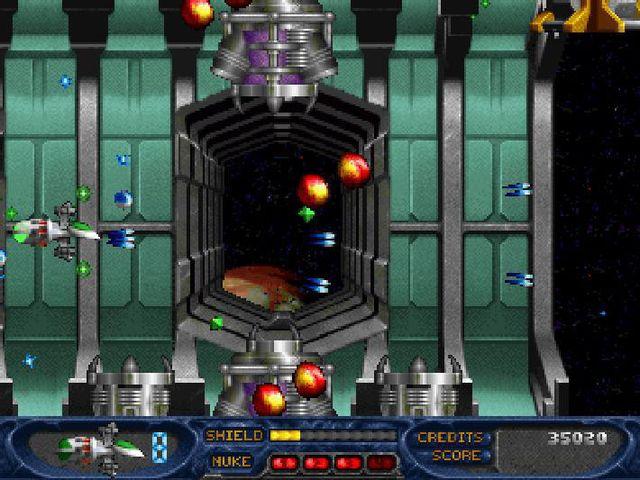 games similar to Stargunner