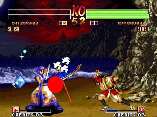 games similar to Samurai Shodown IV: Amakusa's Revenge