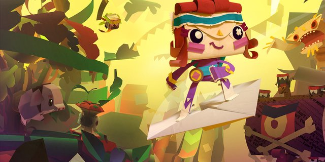games similar to Tearaway Unfolded
