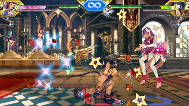 games similar to SNK Heroines: Tag Team Frenzy