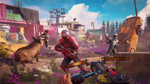 games similar to Far Cry New Dawn