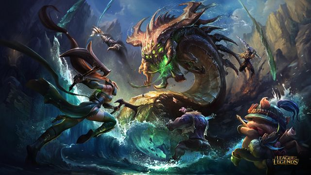 games similar to League of Legends