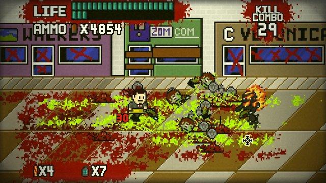 games similar to Dead Pixels