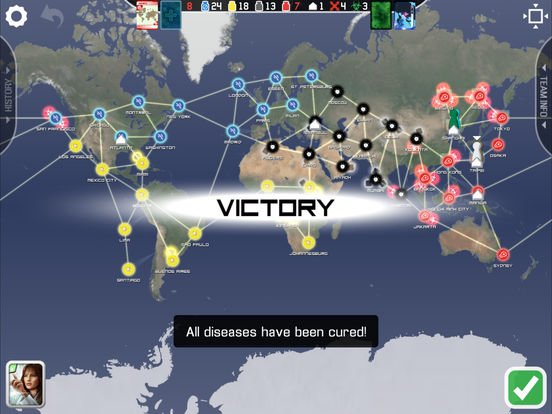 games similar to Pandemic: The Board Game