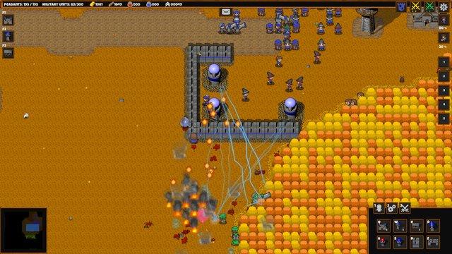 games similar to WizardCraft