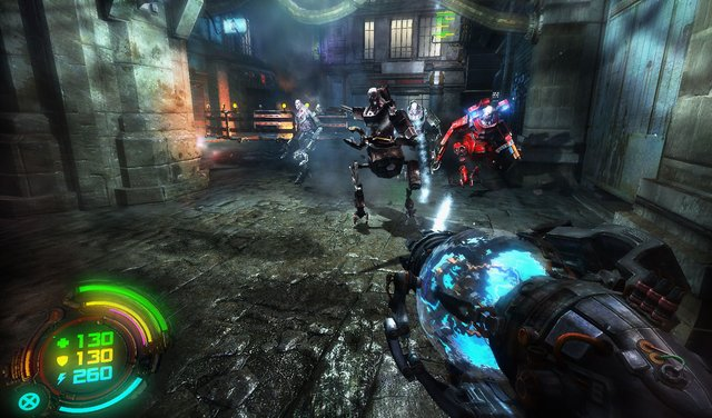 games similar to Hard Reset Extended Edition