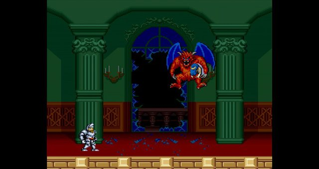 games similar to Super Ghouls'n Ghosts