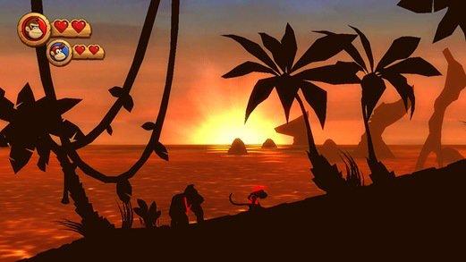 games similar to Donkey Kong Country Returns