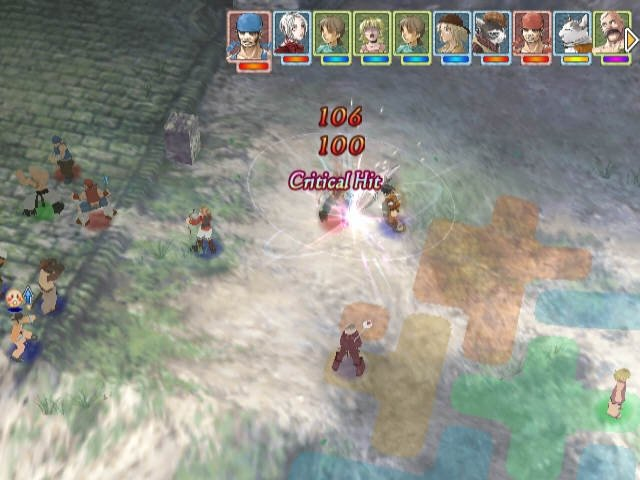 games similar to Suikoden Tactics