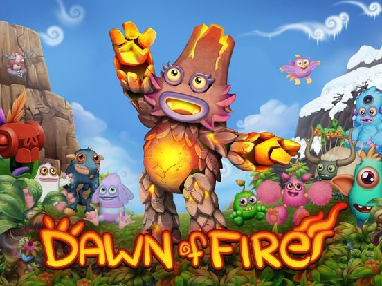 games similar to My Singing Monsters:DawnOfFire
