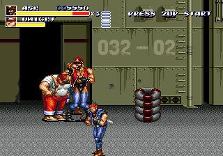 games similar to Streets of Rage 3