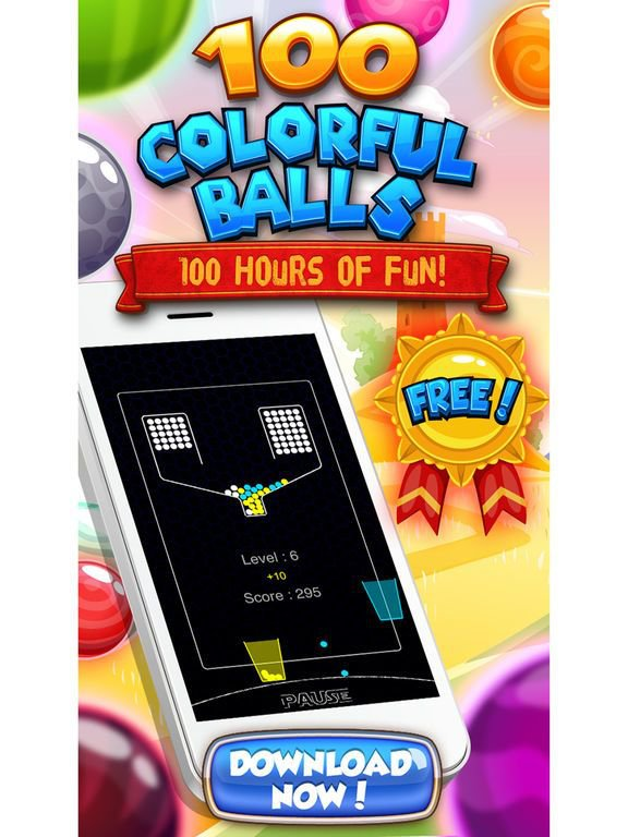 games similar to 100 Colorful Balls   100s of Hours of Fun!