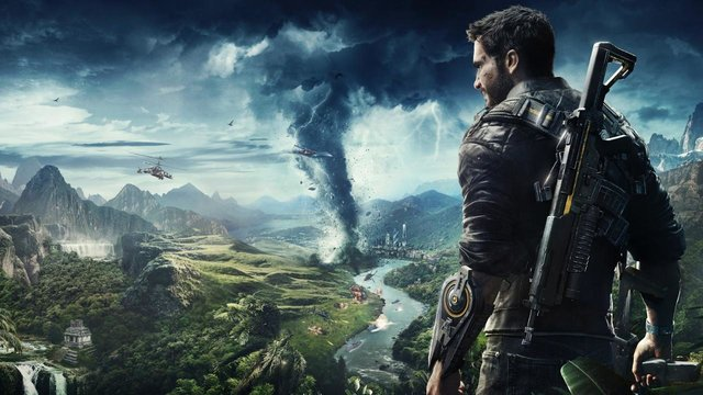 games similar to Just Cause 4
